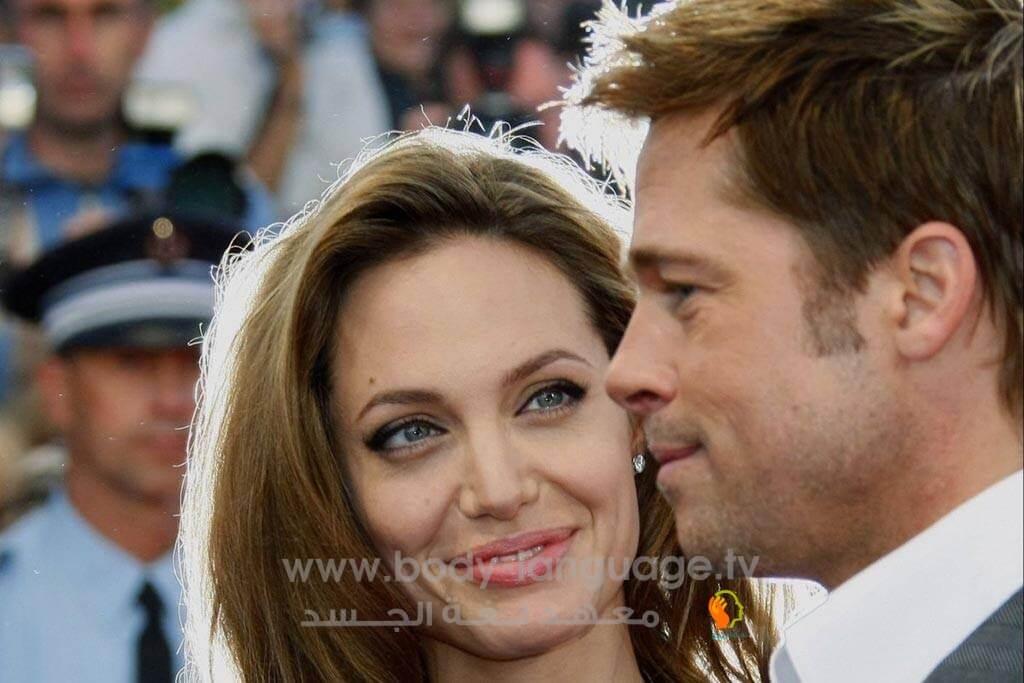 لغة العيون - لغة الجسد في الحب عند الرجل المحب و المعجب بالصور pdf